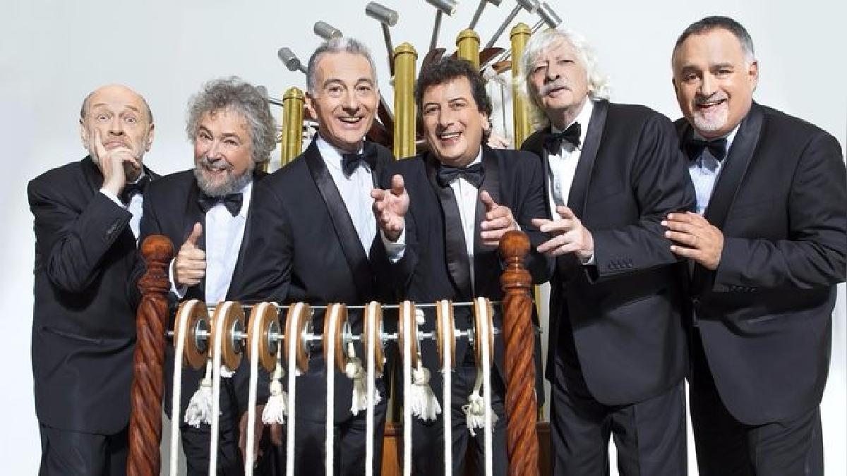 Les Luthiers ganó el premio Princesa de Asturias de Comunicación y Humanidades 2017