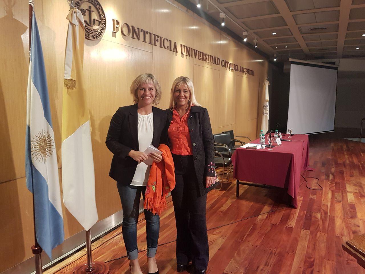 Se desarrolló un Congreso sobre la inclusión escolar en la Facultad de Ciencias Sociales