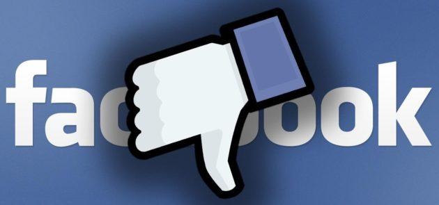 Tecnología: Facebook sufrió una caída mundial