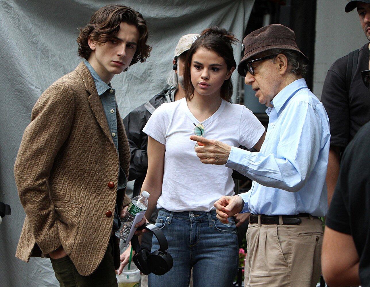 Woody Allen: no le estrenan su nueva película