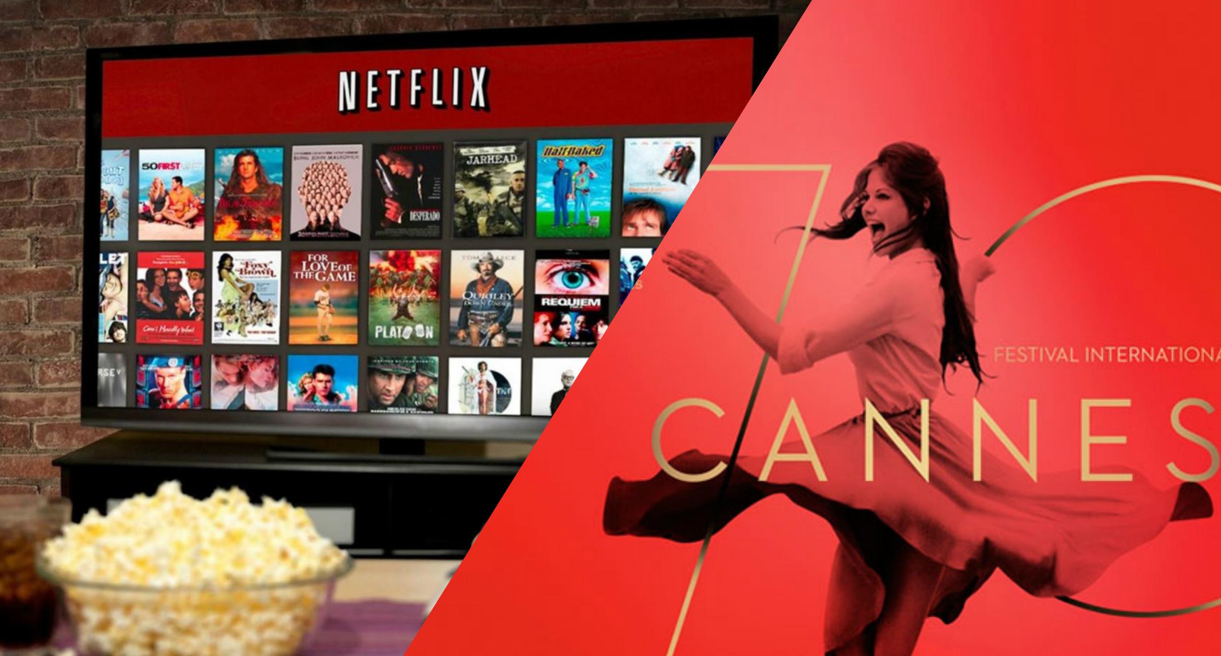 El Festival de Cannes le pone freno a Netflix