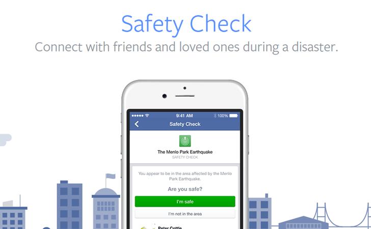 Facebook amplía su herramienta para comprobar el estado de los contactos ante una catástrofe