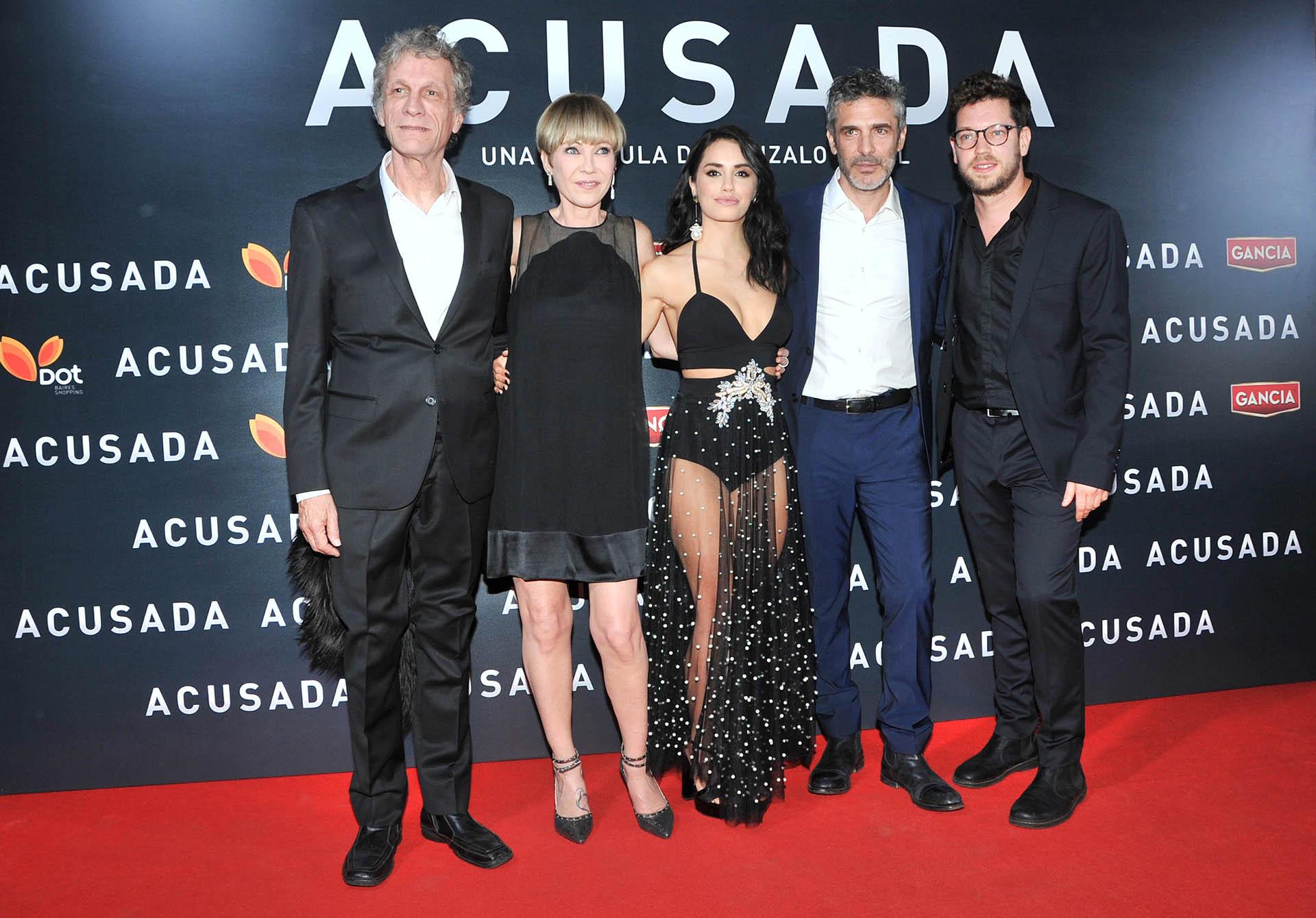 Acusada: la película de Lali Esposito seleccionada para el festival de Venecia