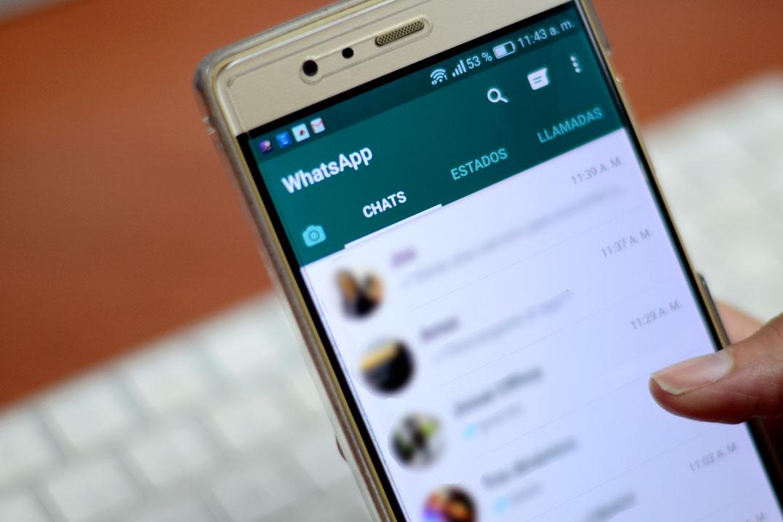 Sancionaron a Whatsapp por compartir datos con Facebook