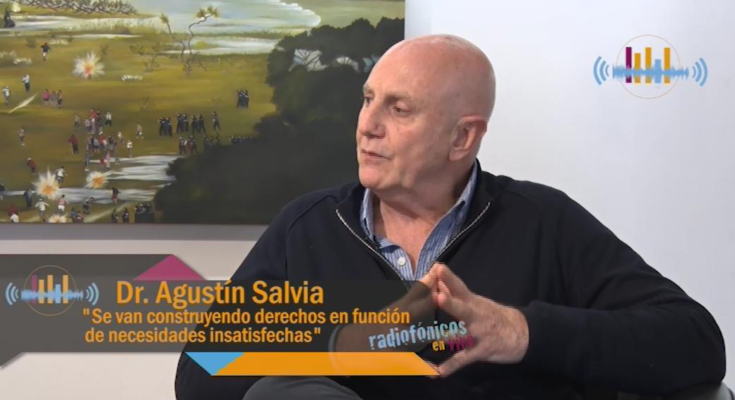 Dr. Agustín Salvia