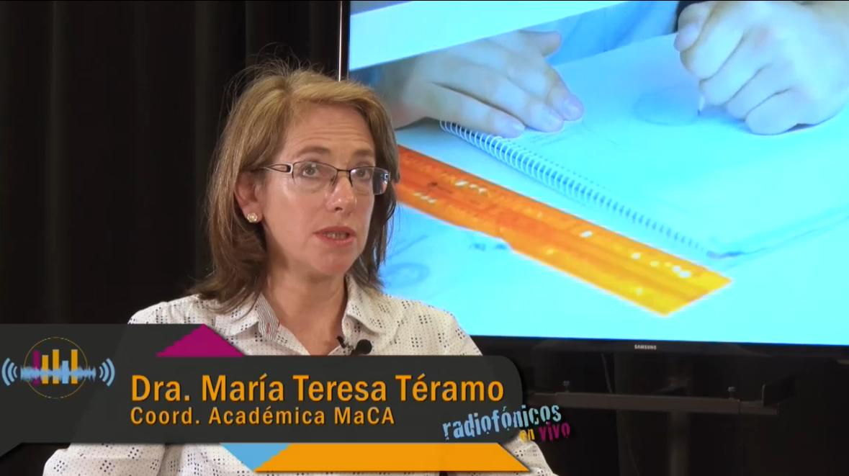 Dra. María Teresa Téramo