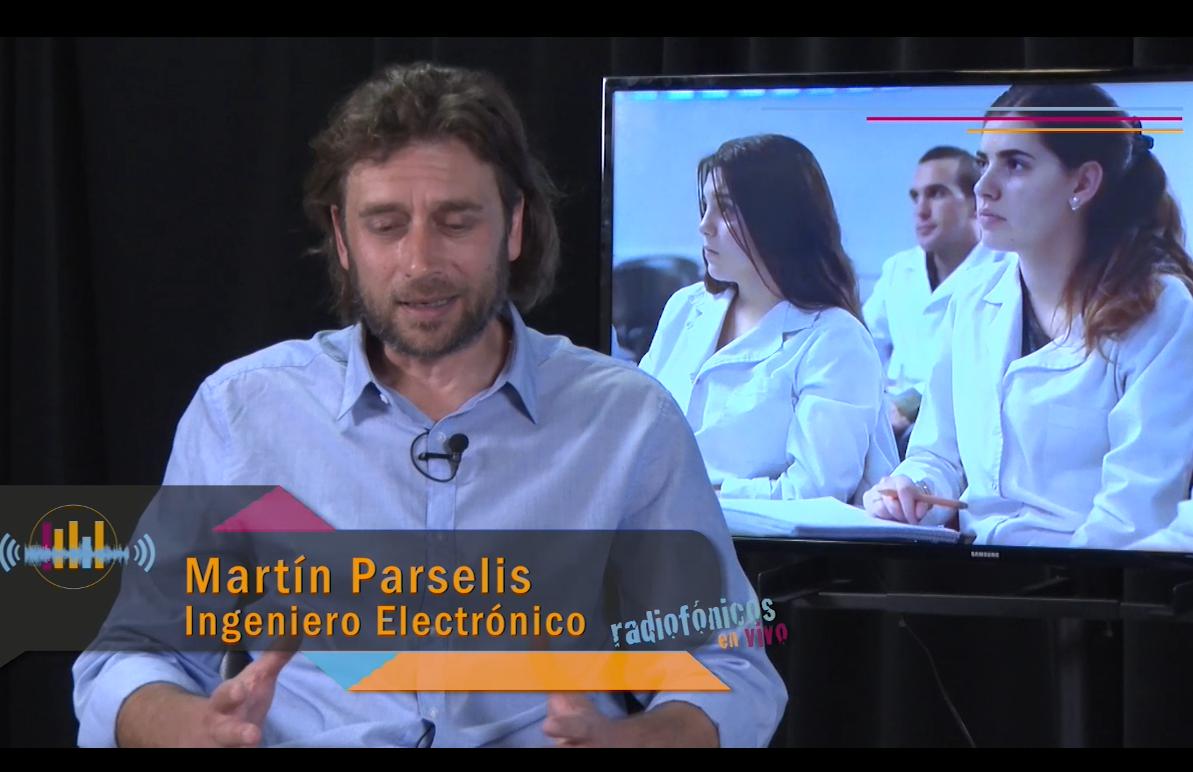 Ing. Martín Parselis