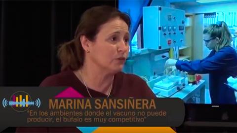 Dra. Marina Sansiñena