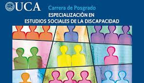 Otorgaron validez nacional al título de Especialista en Estudios Sociales de la Discapacidad