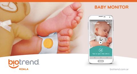 Una Pyme argentina creó un baby call fisiológico