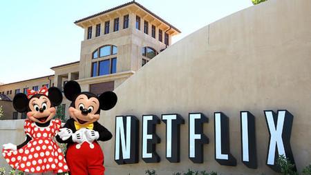 Disney anunció que retirará todo su contenido de Netflix