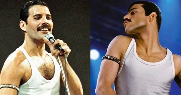 Freddie en la pantalla Grande