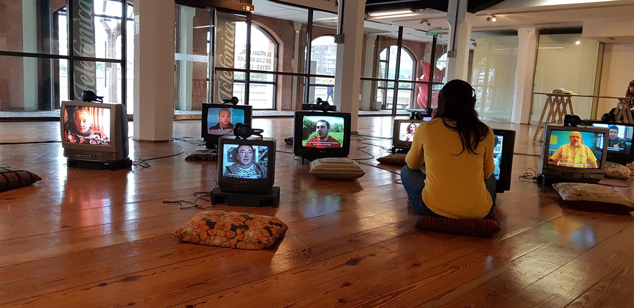 El Pabellónde Bellas Artes participa de la imponente Bienalsur