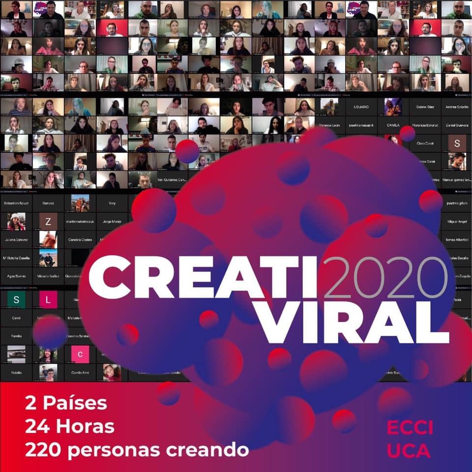 Hackaton Publicitario: #Creativiral2020