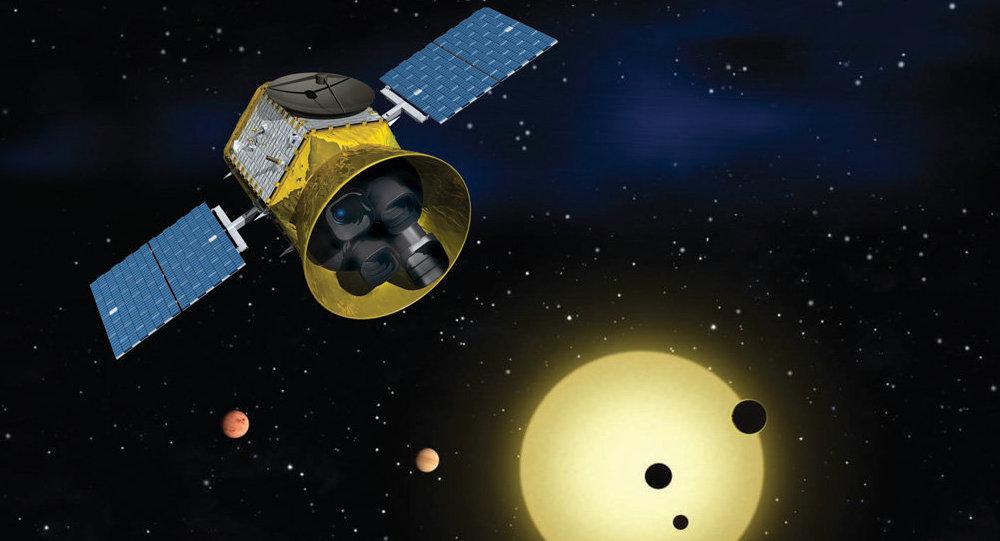 La NASA lanzó Tess, un telescopio para buscar planetas fuera del Sistema Solar
