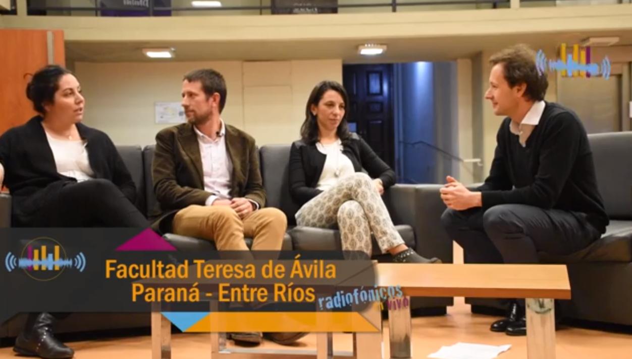Dra. Natalia Petric - Dr. Lucas Rodríguez - Lic. Analía Schmidt