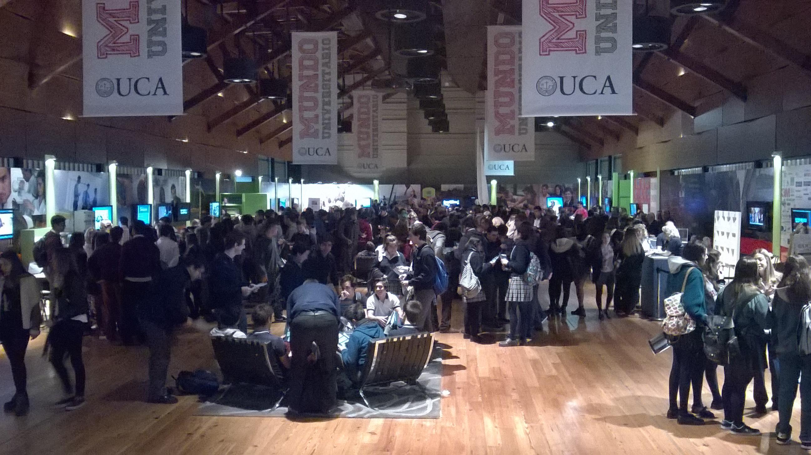 Mundo Universitario en la UCA
