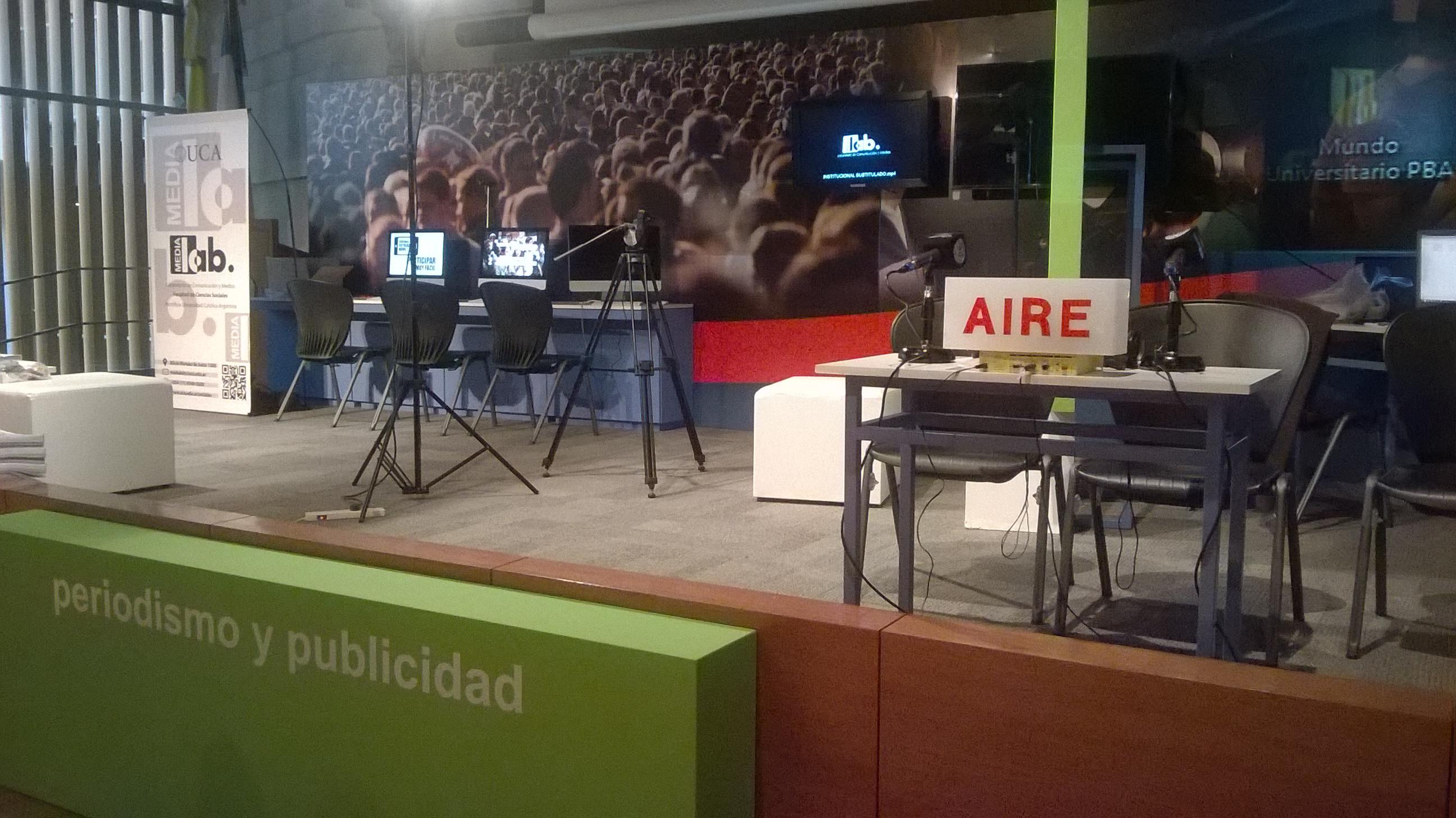El Media Lab presente en Mundo Universitario