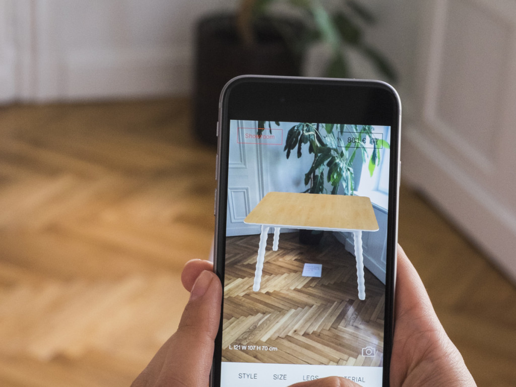 Apple apuesta a la realidad aumentada y la inteligencia artificial